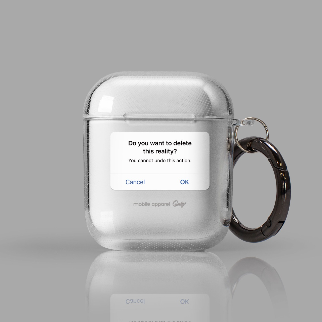 [Airpods cases] Message No.01