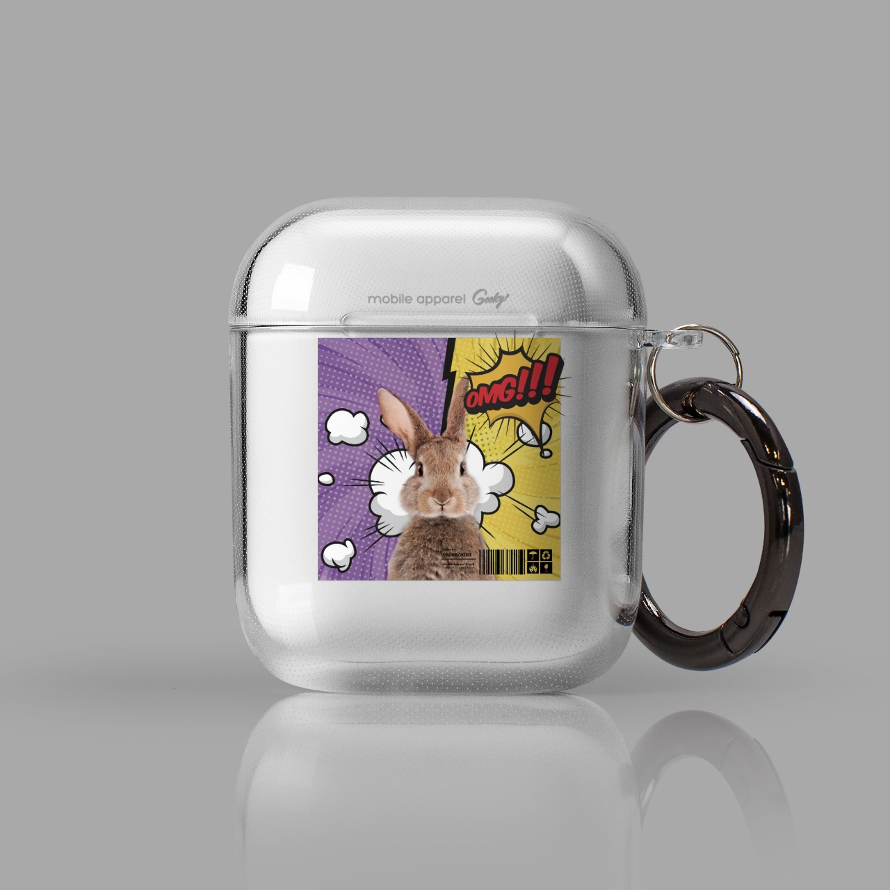[Airpods cases] Secret Life of Pets No.01